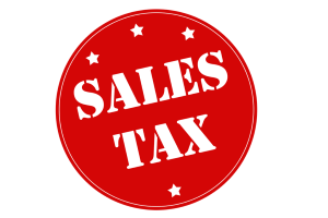 SALES TAX REPORTING